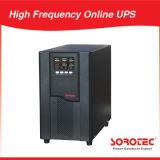 0.9 Energien-Faktor-reine Sinus-Welle Hochfrequenzonline-UPS mit 50/60Hz Frequenzumsetzung