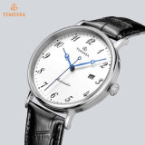 Relojes de los hombres de negocios de la manera ocasional impermeable reloj mecánico 72179