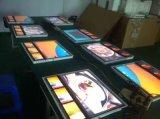 Ulra-Тонкие индикация LCD лифта 22+7-Inch и экран рекламировать