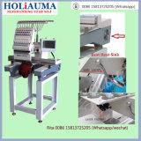 Holiauma 큰 크기 고품질을%s 가진 단 하나 헤드 15 바늘 t-셔츠 자수 기계 가격