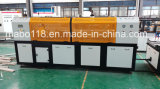 Indicador do PVC e linha de produção do perfil da porta/máquina plásticos da extrusão