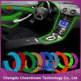 Multi luzes do fio do diodo emissor de luz da cor para a decoração do carro
