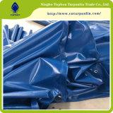 Encerado revestido de alta resistencia Tarps resistente Tb041 de las telas del PVC