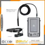 Bestscan S8 HDのゴーグルの線形獣医の携帯用超音波機械