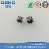 Interruptor de pulsador del metal del interruptor LED del tacto