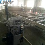 高い等級PVC自由なFoanボードの放出の機械装置