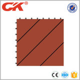 DIY WPC Decking-Fliese, zusammengesetzte Fliese des Decking-DIY hergestellt in China