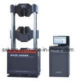 0.5 Máquina de teste universal servo Eletro-Hydraulic computarizada classe (CXWAW-300B)