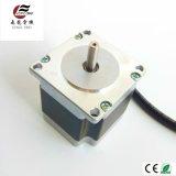 Motor de piso da alta qualidade NEMA23 para a máquina 28 do CNC