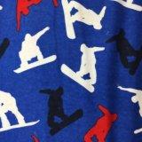 100%Cotton Flannel Printed Fabrics Cotton Fabrics für Pajamas und Sleepwears von Australien und von Neuseeland