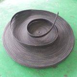 Schwarzer Gummizahnriemen von der Ningbo-Fabrik für 17 Jahre