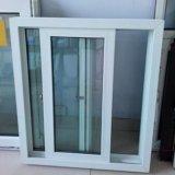 Plastik-Belüftung-Profil-Rahmen-Flügelfenster-Fenster und Tür