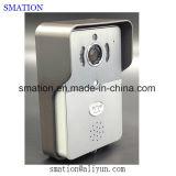 Macchina fotografica elettronica senza fili domestica astuta del portello del campanello del CCTV WiFi del IP Digital di APP di obbligazione video