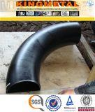 90 Grado R = 3D / 5D / 7D Tubo de soldadura de acero al carbono