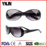 Солнечные очки сбор винограда логоса UV400 выдвиженческих женщин изготовленный на заказ ретро (YJ-S054)
