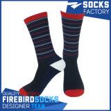 Hübsches Großhandelsnylon-komprimierende Socken