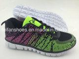 Chaussures occasionnelles de chaussures de sports de type neuf avec l'OEM, chaussures de course d'espadrilles (FFZJ112601)
