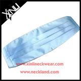 Cummerbund de mode d'hommes tissé par jacquard de polyester avec la relation étroite de proue