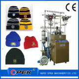 Opek 365の帽子の編む機械