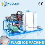 Große Kapazitäts-Flocken-Eis-Maschine mit Bitzer Kompressor, Preisliste