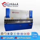 Wc67y especializou-se na máquina de dobra da fabricação, máquina de dobra da manufatura da máquina com parâmetro técnico
