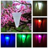 1 luz de teto decorativa solar da lâmpada do pendente de sete cores do diodo emissor de luz
