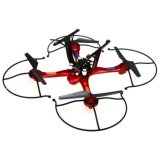 189102h-RC Quadcopter - rojo