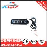 緊急の手段のためのTir 4 4W LED Lightheadの警報灯