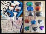Lentilles polarisées de lunettes de soleil avec le découpage terminé pour Holbrook