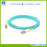 Câble premier de Qk734A Flex LC/LC Om4 2f 5m pour Hpe
