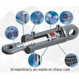 Cilindro hidráulico de efeito duplo da alta qualidade de Sy285-C Sy360 Sy200c usado para a maquinaria ou a máquina escavadora da engenharia