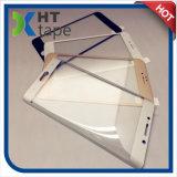 SamsungギャラクシーS6端十分に曲げられた3D 9hの多彩な緩和されたガラススクリーンの保護装置のため