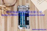 Schwarz u. Weiß ein QualitätsHandy LCD mit Digitizher für iPhone Oppo R9s