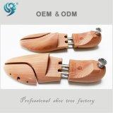 Acessórios de madeira simples populares europeus do esticador da sapata