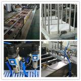 Auto Papercard de selagem e de bolha do PVC máquina de embalagem para a solução da embalagem