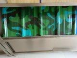 El azulejo de azotea acanalado del perfil/acanaló galvanizado