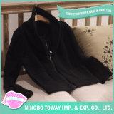 Cardigan bianchi del Knit Zippered modo freddo migliori sulla vendita