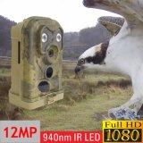 câmera ao ar livre infravermelha da fuga da caça da visão noturna de 12MP 1080P IP68