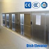 Elevador do Dumbwaiter do elevador de alimento, elevador de frete para o restaurante