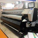 Принтер Eco большого формата головки печати Dx5*2 принтера Inkjet 3.2m Xuli цифров растворяющий для рекламировать