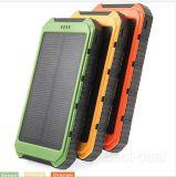 Banco de la energía solar, Powerbank 10000mAh, cargador solar Powerbank