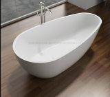 Bañera libre de piedra compuesta de la alta calidad (PB1051N)
