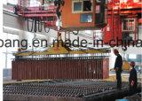 공장은 높은 순수성 구리 음극선 99.99%를 제공한다