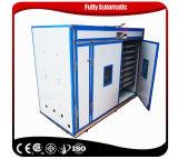 4224個の卵のための養鶏場の家デザイン卵の定温器機械
