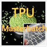 De Plastic Rang van de Injectie van Masterbatch van Korrels TPU