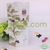 Мешок кофейных зерен пользы еды изготовленный на заказ заказа промышленным зажаренный в духовке кофеим