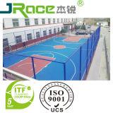 Ausgezeichnete Qualität Sports Oberfläche für Basketball-/Tennis-/Badminton-und Volleyball-Gericht