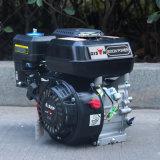 バイソン(中国)の最もよい価格BS168f-1 196ccのAir-Cooled小さいポータブル6.5HPのガソリン機関