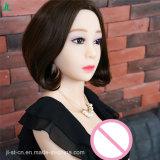 158cm japanische Art-Größengleichsilikon-erwachsene reizvolle Geschlechts-Puppe-Liebes-Puppe