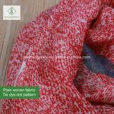 Manier van de Sjaal van de Kleurstof van de Band van de Viscose van 100% de PUNT Afgedrukte Dame Scarf